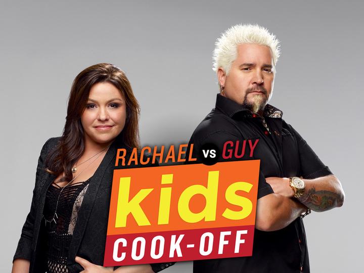 Rachael vs. Guy Kids Cook-Off