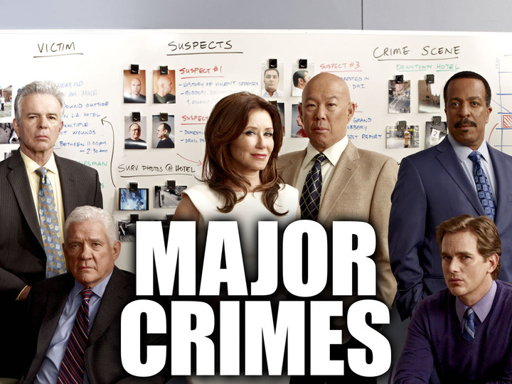 Major Crimes - Zoo Story