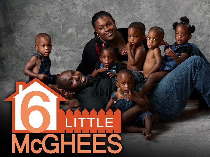 Six Little McGhees