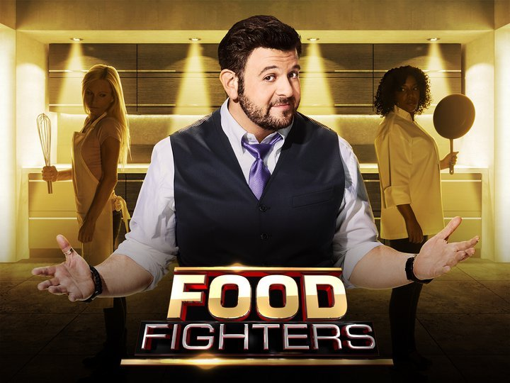 Food Fighters - Courtney Anderson-Sanford