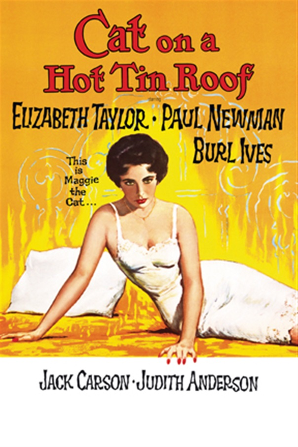Cat on a Hot Tin Roof - What2Watch