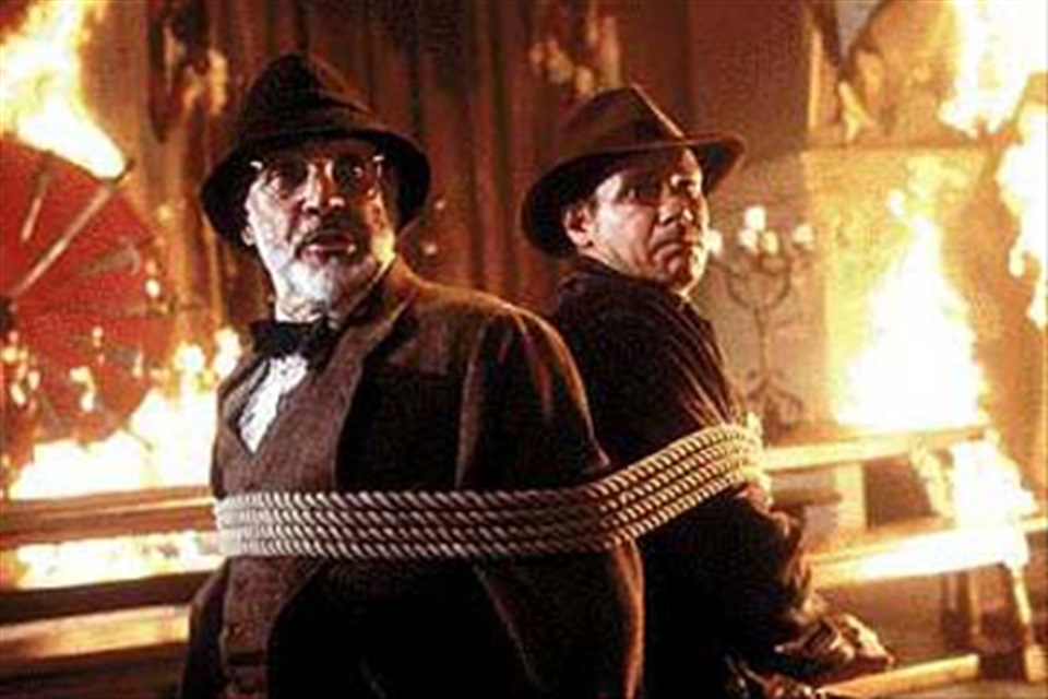 Indiana Jones and the Last Crusade - What2Watch