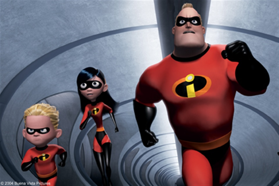 The Incredibles - What2Watch