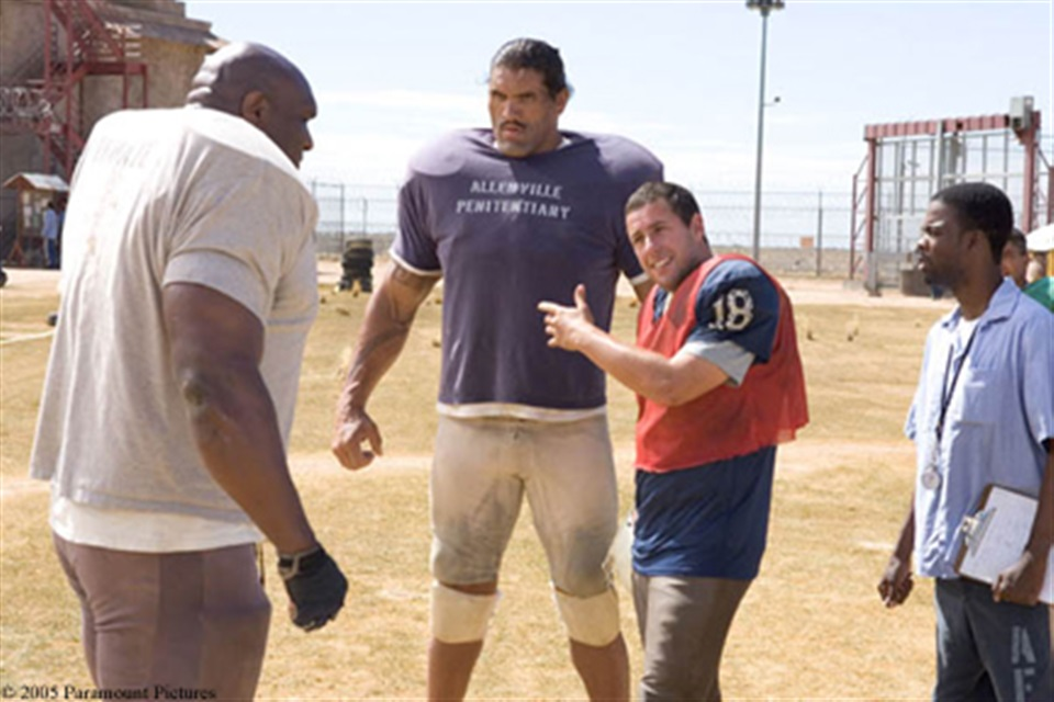 The Longest Yard - What2Watch