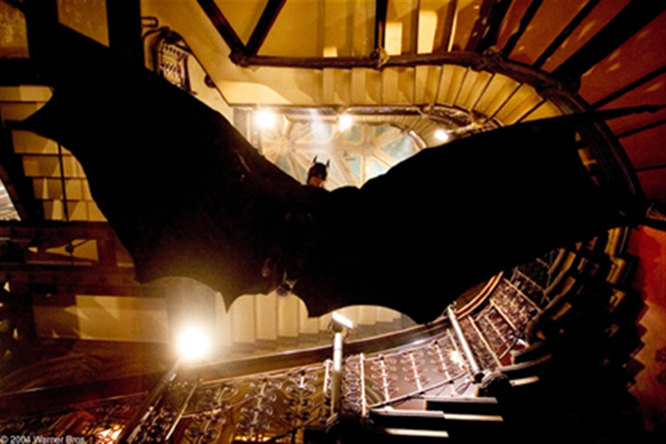 Batman Begins - What2Watch