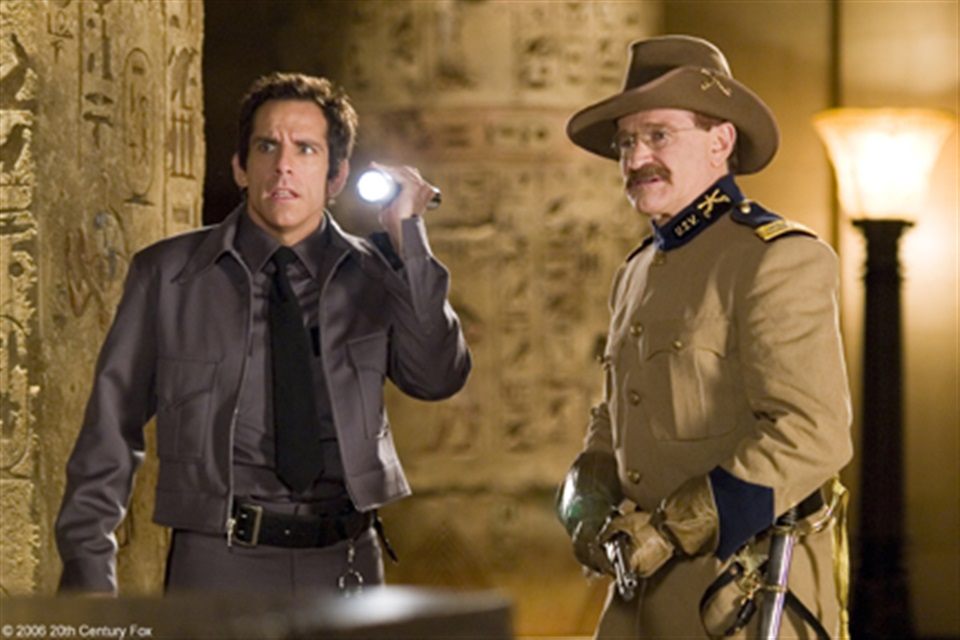 Night at the Museum - What2Watch