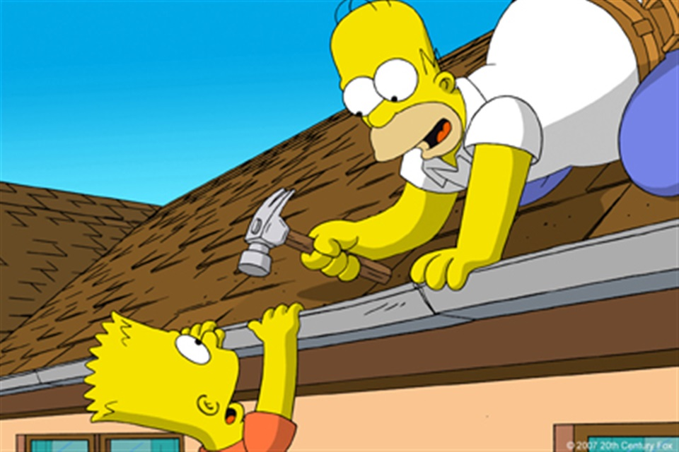 The Simpsons Movie - What2Watch