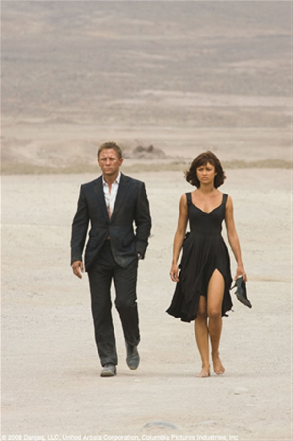 Quantum of Solace - What2Watch