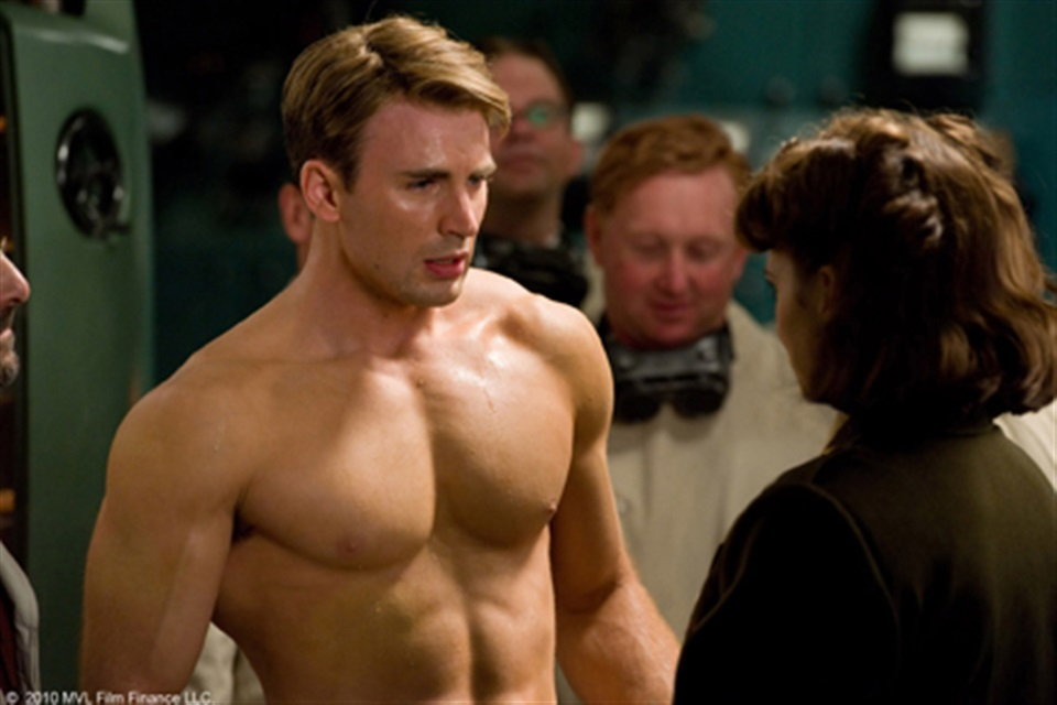 Captain America: The First Avenger - What2Watch
