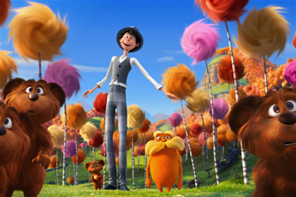 Dr. Seuss' the Lorax - What2Watch