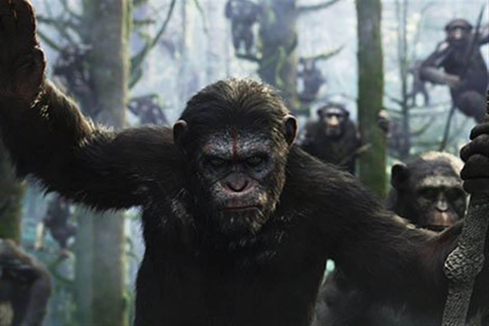 Dawn of the Planet of the Apes - What2Watch