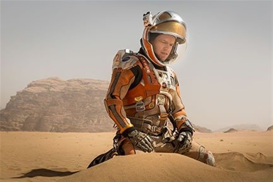 The Martian - What2Watch