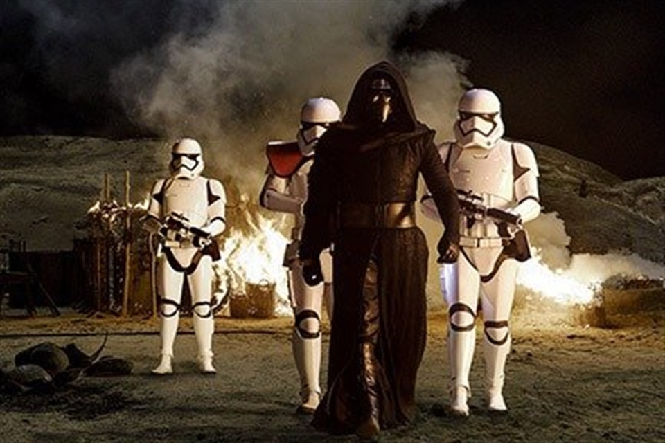Star Wars: The Force Awakens - What2Watch