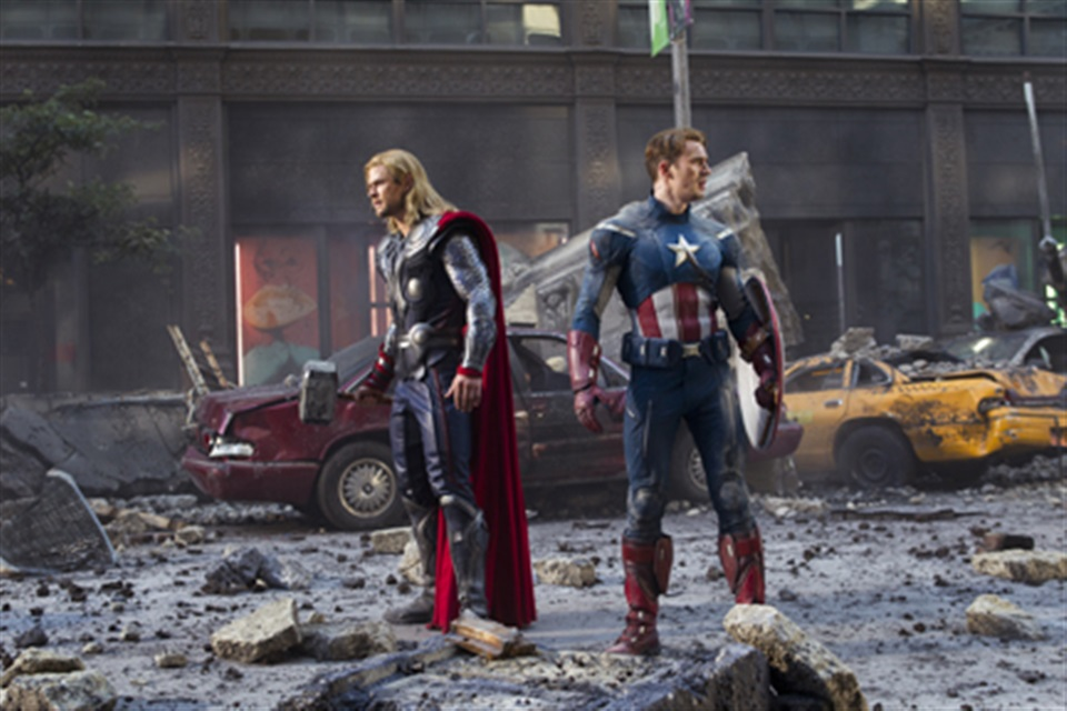 The Avengers - What2Watch