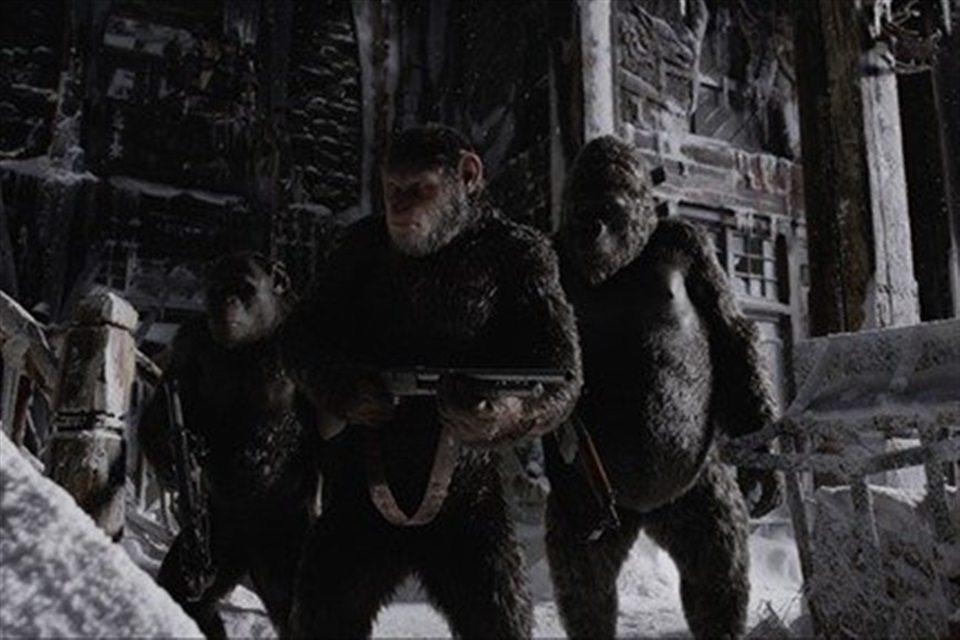 War for the Planet of the Apes - What2Watch