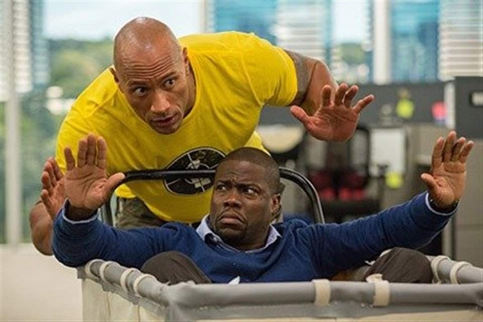 Central Intelligence - What2Watch