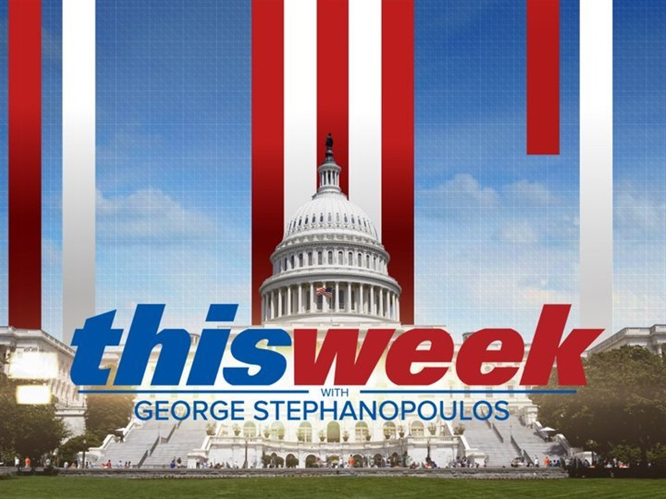 This Week With George Stephanopoulos - What2Watch