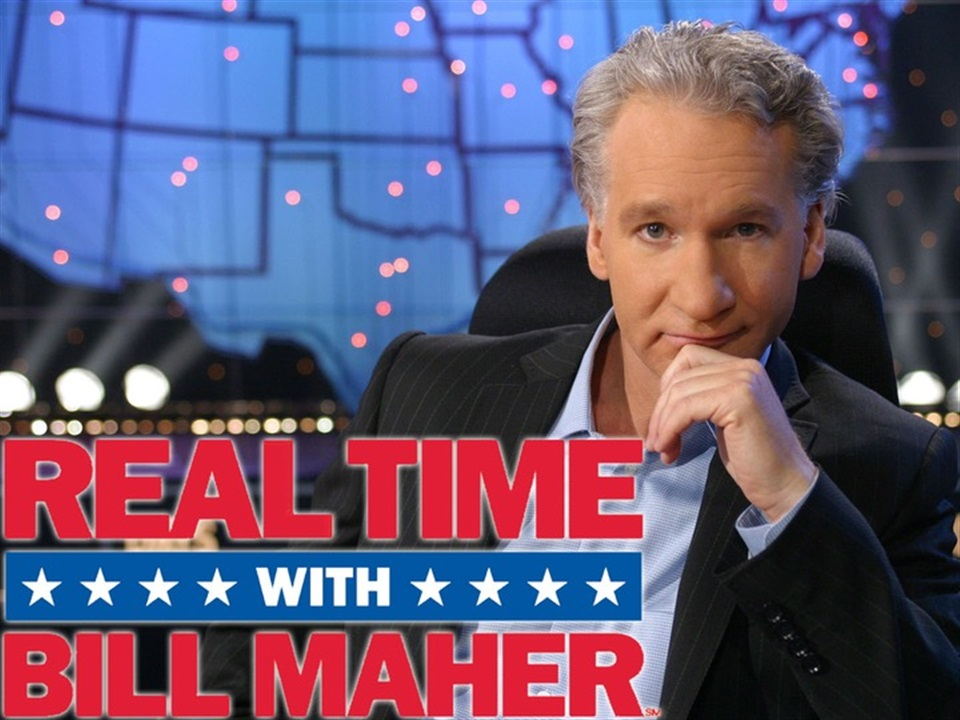 Real Time With Bill Maher - What2Watch
