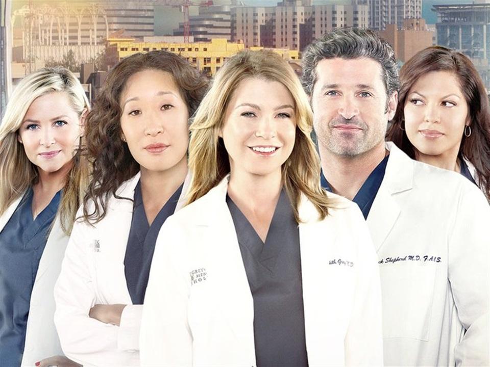 Grey's Anatomy - What2Watch