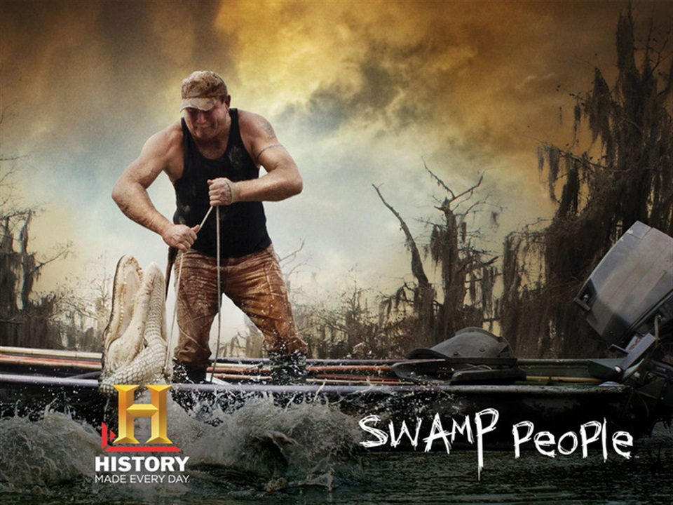 Swamp People - What2Watch