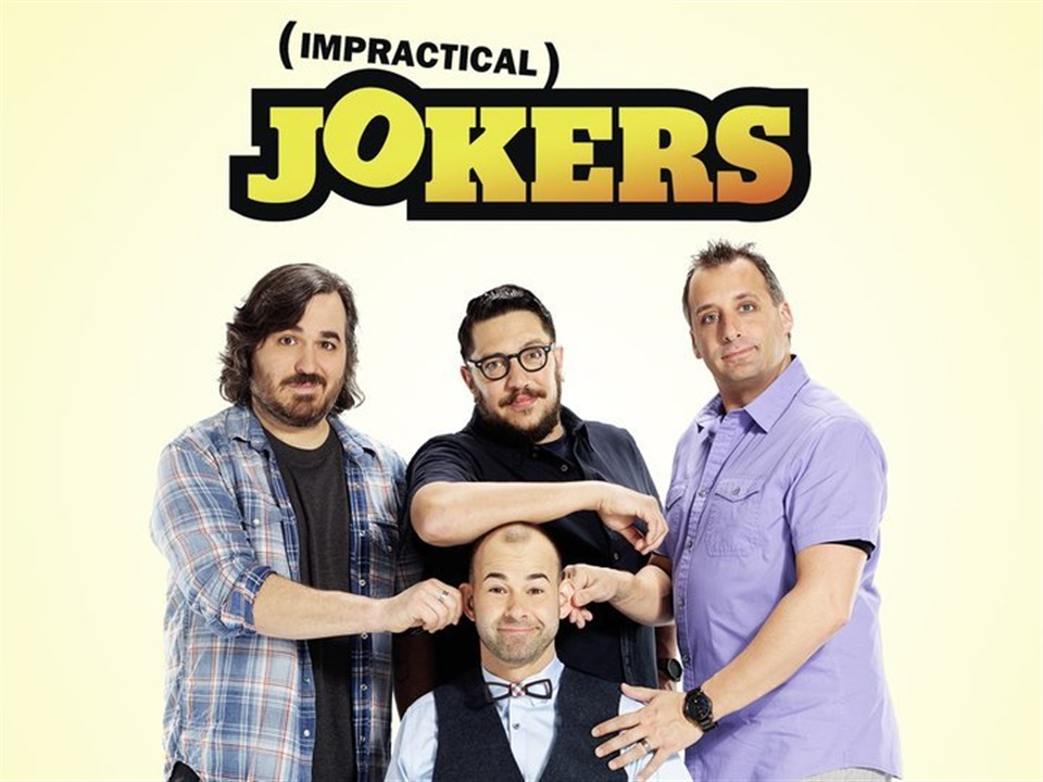 Impractical Jokers - What2Watch