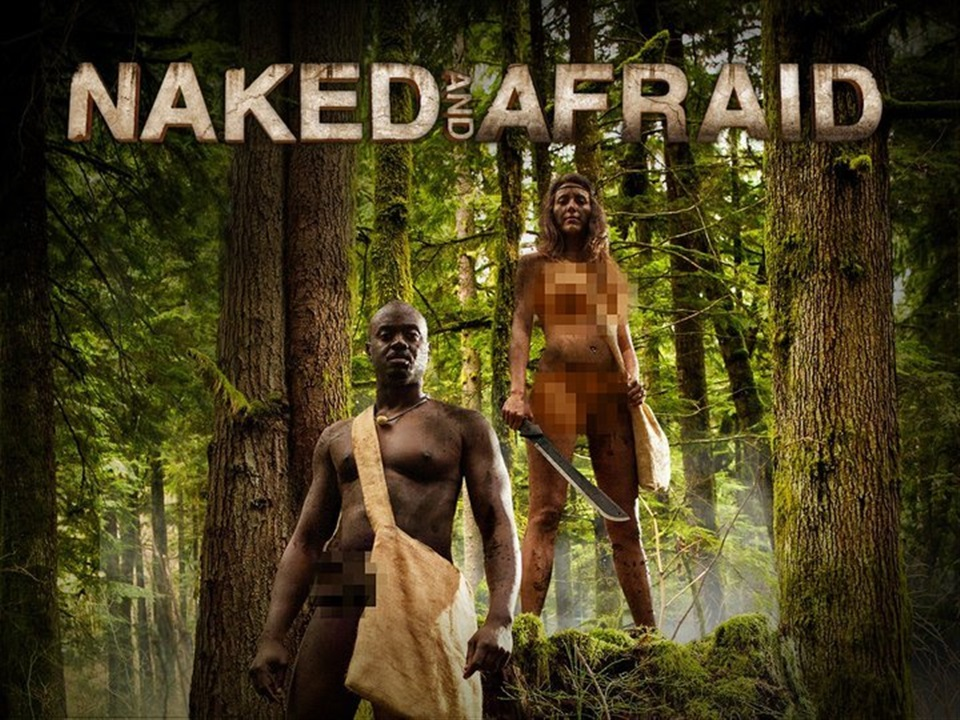 Naked and Afraid - What2Watch