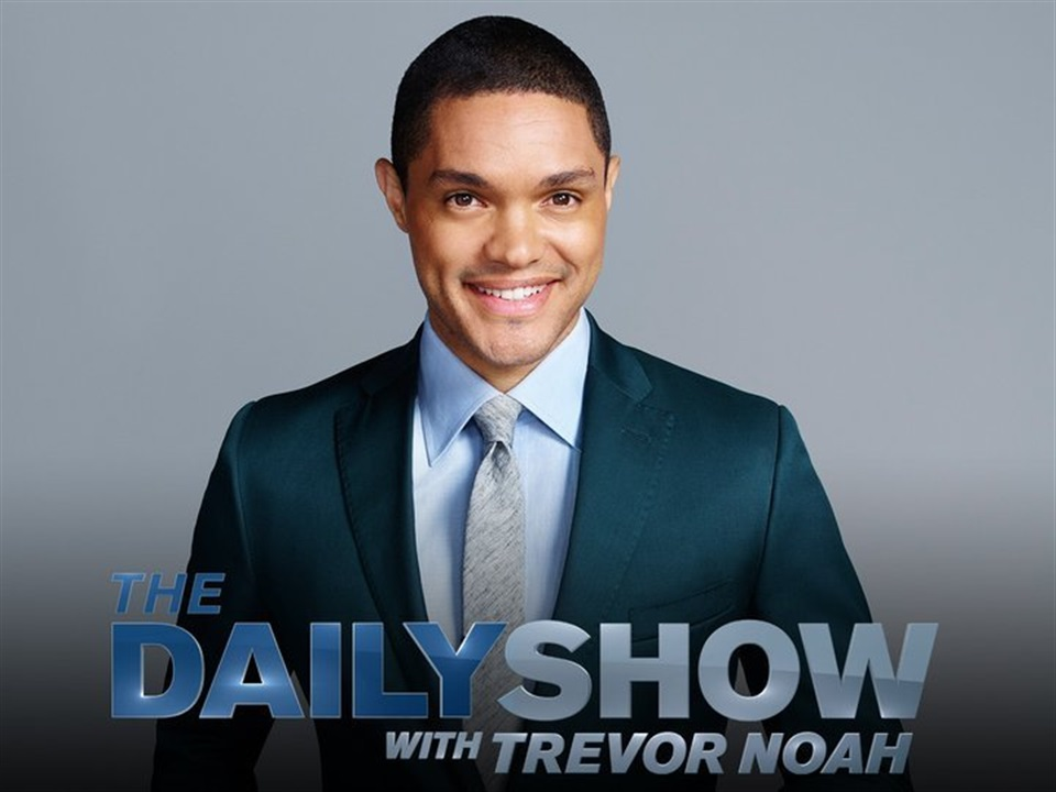 The Daily Show With Trevor Noah - What2Watch