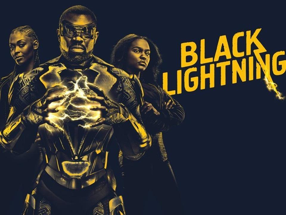 Black Lightning - What2Watch